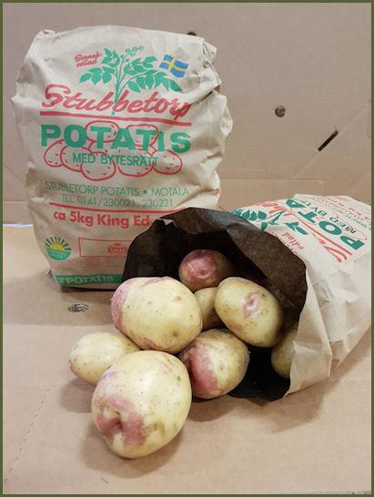 fast potatis koktid
